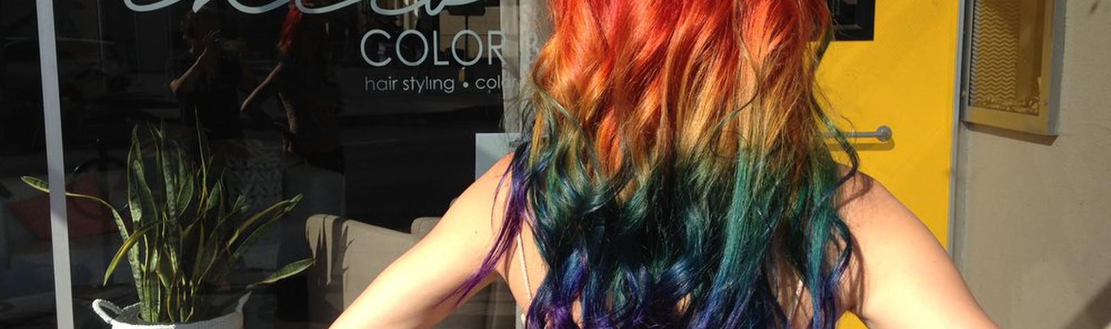 Chico Color Bar Hair Salon Hair Beauty Hair Salon Downtown